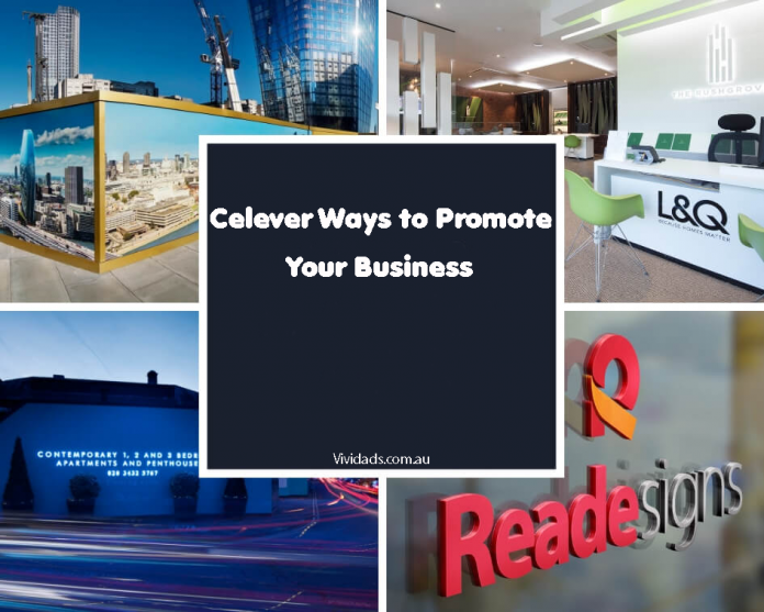 image is depicting Ways to Promote Your Business To Compete In the Market